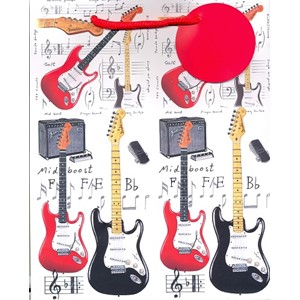 """Guitars"" Gavepose medium(small)"