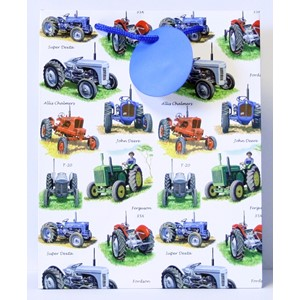"""Tractor"" Gavepose medium(small)"