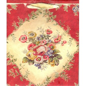 """Vintage Floral"", gavepose small"