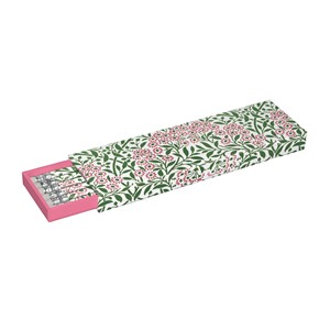 """Michaelmas Daisy"", Pencil Box, 6 Eraser-tip"
