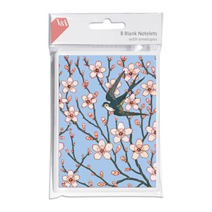 """Almond Blossom"" Notecards (8/8)"