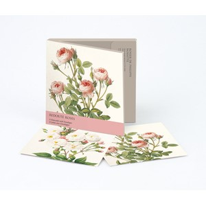 """Pierre-Joseph Redoute - Roses"" Notecards (8"