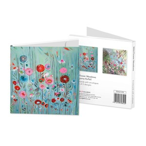 """Wild Flower Meadows"" Notecards (8/8)"