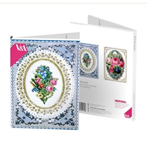 """Rose Bouquets - Framed Flowers"" Rectangle N"