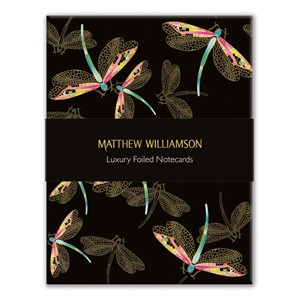 """Dragonflies and Hummingbirds"" Luxury Notecards (16/16), 2 a"