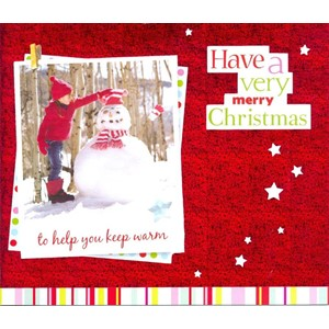 """Photographic"", 8 Luxury Christmas Cards, 2"