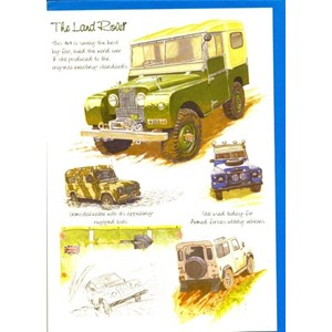 """The Land Rover"""
