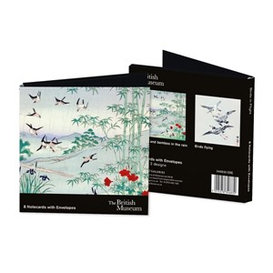 """British Museum - Birds in Flight"" Notecards (8/8)"