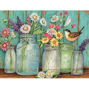 """Flower Jars"" Boxed Note Cards 13/13"