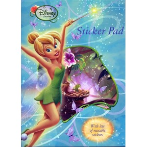 """Tingeling"" Sticker Pad"