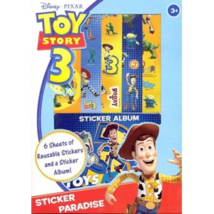 """Toy Story 3"", Sticker Paradise"