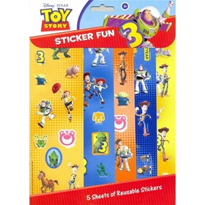 """Toy Story 3"", Sticker Fun"