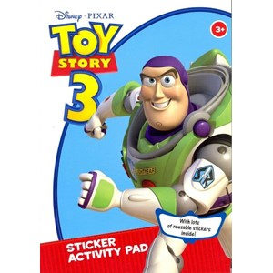 """Toy Story 3"", Sticker Activity Pad"