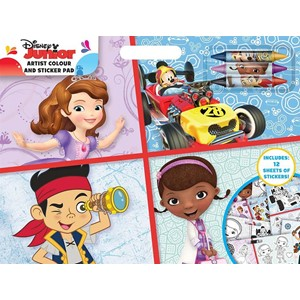 """Disney Junior"" Artist Pad"
