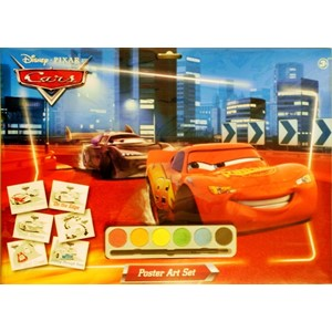 """Cars"", Poster Art Set"