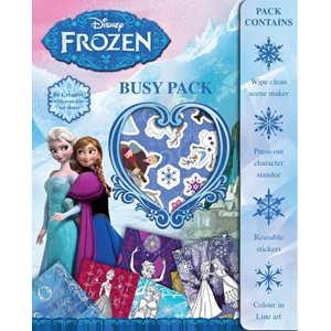 """Frozen"" Busy Pack"