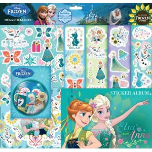 """Frozen Fever"" Mega Sticker Set"