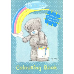 """Me to You"", Colouring Book"