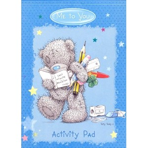 """Me to You"", Activity Pad"