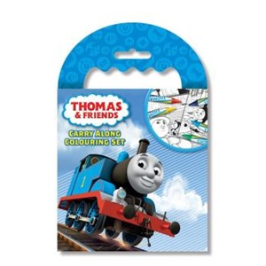 """Thomas"" Carry-Along Colouring Set"
