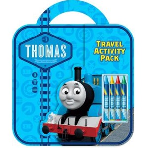 """Thomas"" Travel Activity Pack"