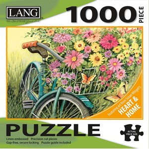 "Puslespill 1000 biter ""Bicycle Bouquet"""