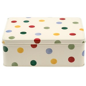 """Emma Bridgewater - Polka Dot Deep Rectangular"""