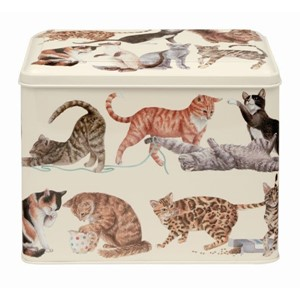 """Emma Bridgewater - Cats Extra Large Caddy"""