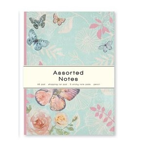 """Gifting Collection"" Assorted Notes (Pad, Shopping List, mm)"