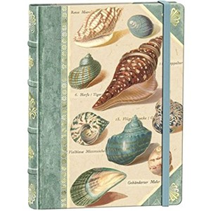 """Sea Shells"" Hardback Journal"