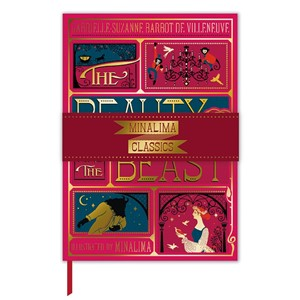 """Beauty and the Beast"" Deluxe Journal"