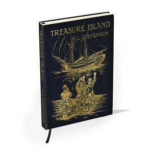"""Treasure Island by R. L. Stevenson"" British Library Journal"