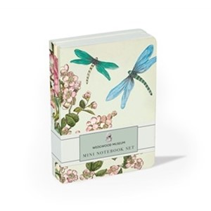 """Wedgwood Vintage"" Mini Notebook Set"
