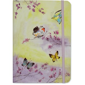 """Butterfly Garden"" Small Journal"