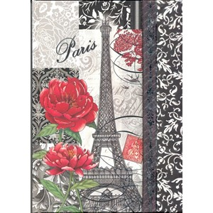 """Paris"" Magnetic Journal"
