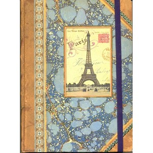"""Eiffel Tower"" Hardback Journal"