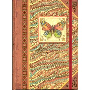 """Butterfly"" Hardback Journal"