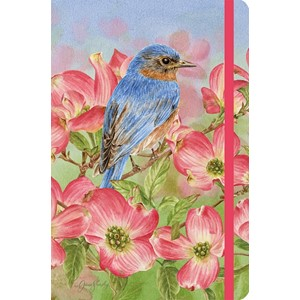 """Bluebird of Happiness"" Classic Journal"
