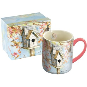 """Summer Birdhouse"" Krus 4,14 dl (14 oz)"