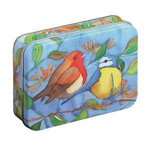 """Emma Ball - Birds"" Small Rectangular"