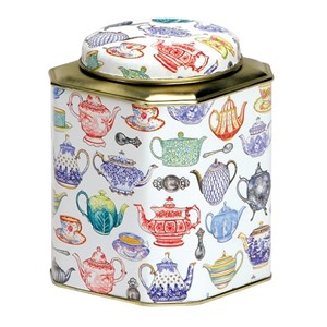 """Teapot - Corner Cut Dome Caddy"""
