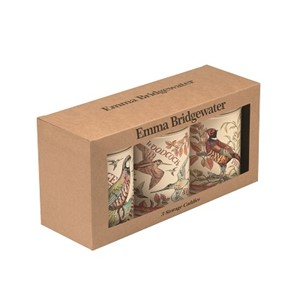 """Emma Bridgewater - Game Birds Set of 3 Round Caddies"""