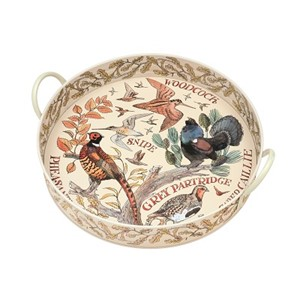 """Emma Bridgewater - Game Birds Large Handled Tray"""
