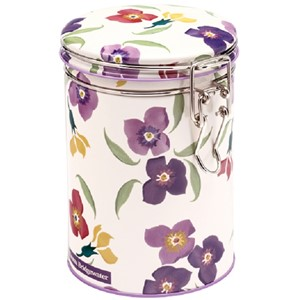 """Emma Bridgewater - Wallflower Clip Lid Caddy"""