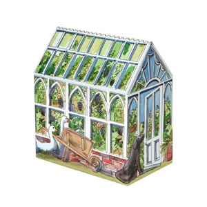 """Emma Bridgewater - Green House"" Tin"