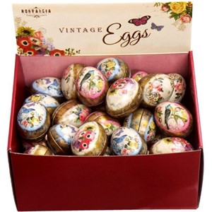 """Nostalgia Mini Eggs"" 4 assorterte, boks a 36 stk."