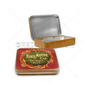 """Ford Motor Detroit"" Keepsake Tin"