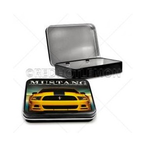 """Ford Mustang"" Keepsake Tin"