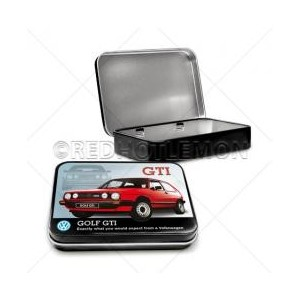 """VW Golf GTI"" Keepsake Tin"