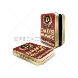 """Dad's Garage"" Keepsake Tin"